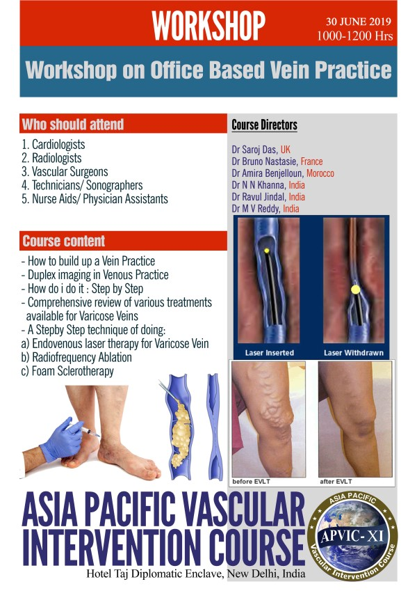 OFFICE BASED VEIN PRACTICE