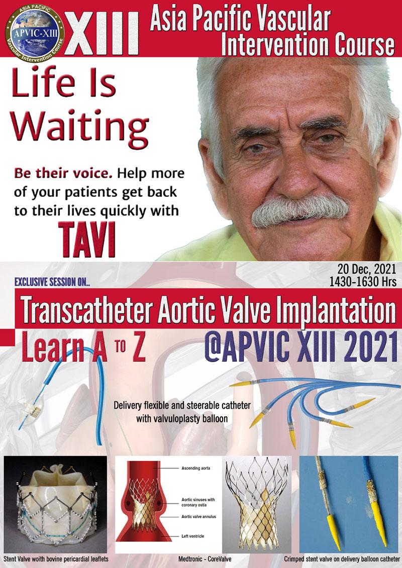 TAVI-@APVIC